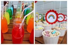 Baby Shower Themed Drinks ~ Picnic style baby shower guest feature celebrations at home