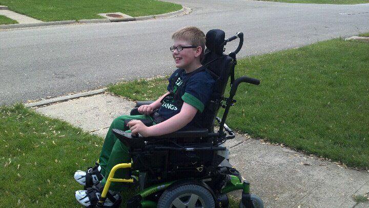 Help support Ryan needs Handicap Van 4Transportation