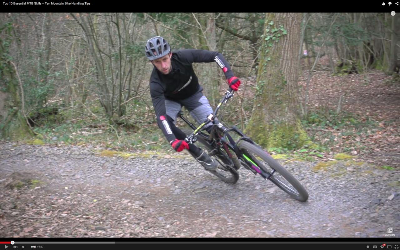 Video Top 10 Essential Mtb Skills Mountain Biking