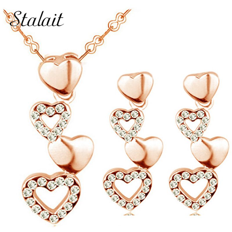 Summer Promotion Factory wholesale Rose Gold Color Fashion Brand