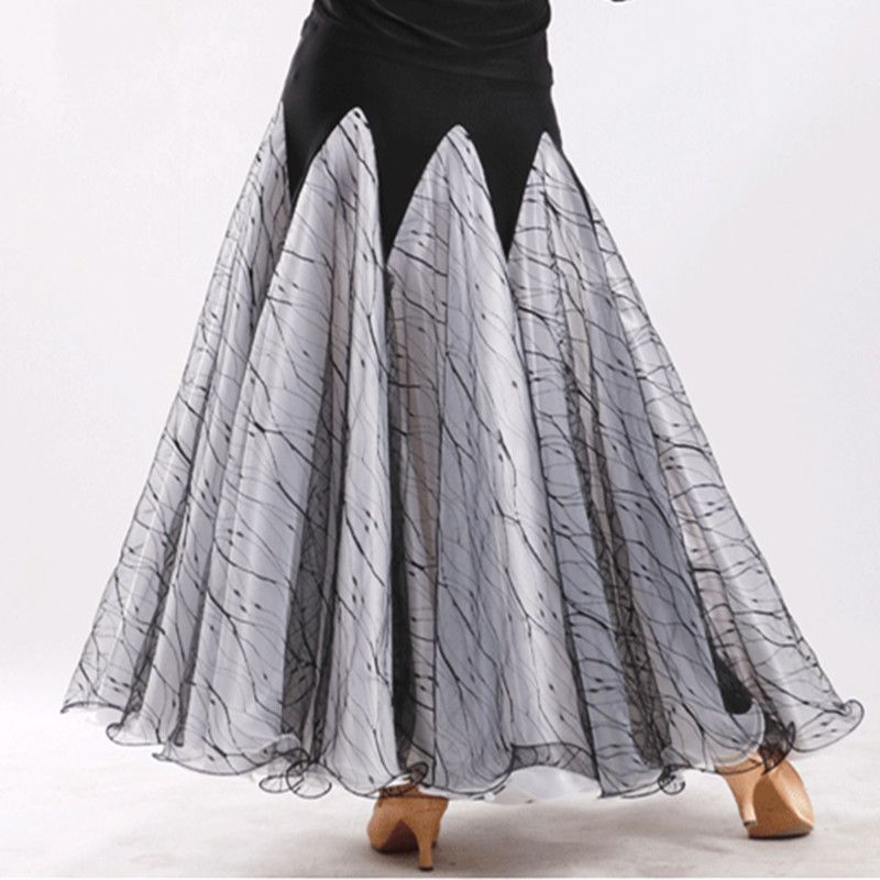 09db40e9723c Cheap Ballroom, Buy Directly from China Suppliers:ballroom dance skirts for  women waltz dress