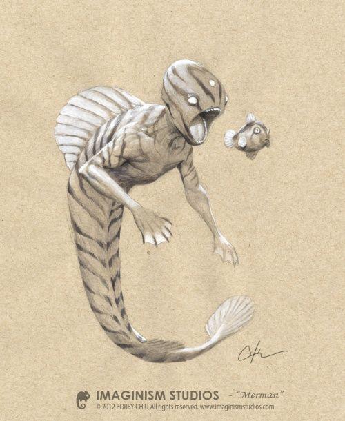 Иллюстраторы - наши современники - Bobby Chiu (Бобби Чиу ...