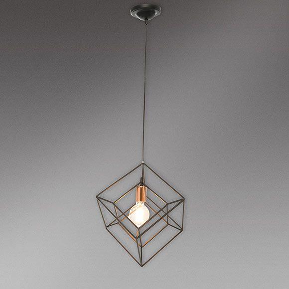 Lámpara de techo  Kubic Ref. 19120710 - Leroy Merlin