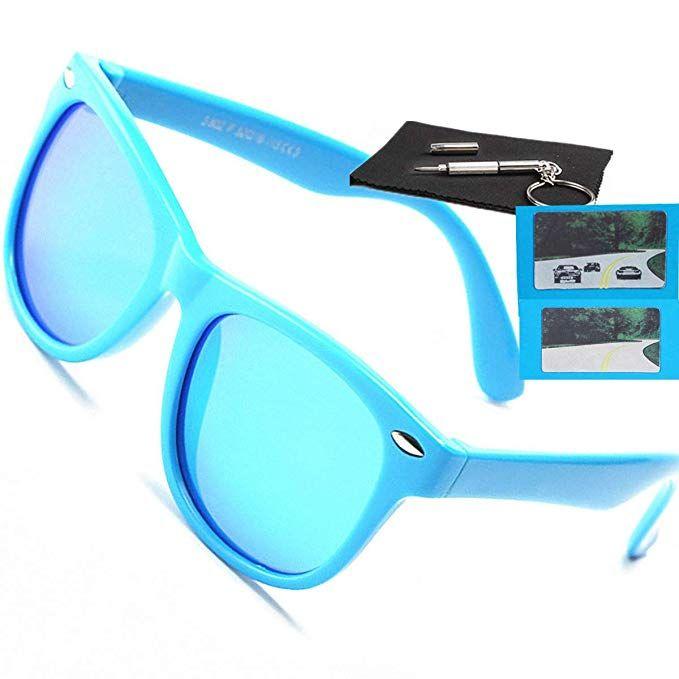 564292a308bb Kids Sunglasses For Kids Polarized Sunglasses Girls Flexible Toddler Child  Boys Age 3-10 (