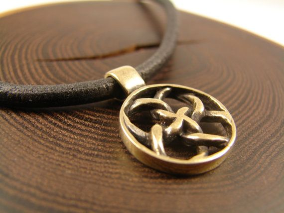 Bronze Svadebnik Pendant Ancient Slavic Amulet Nordic Talisman
