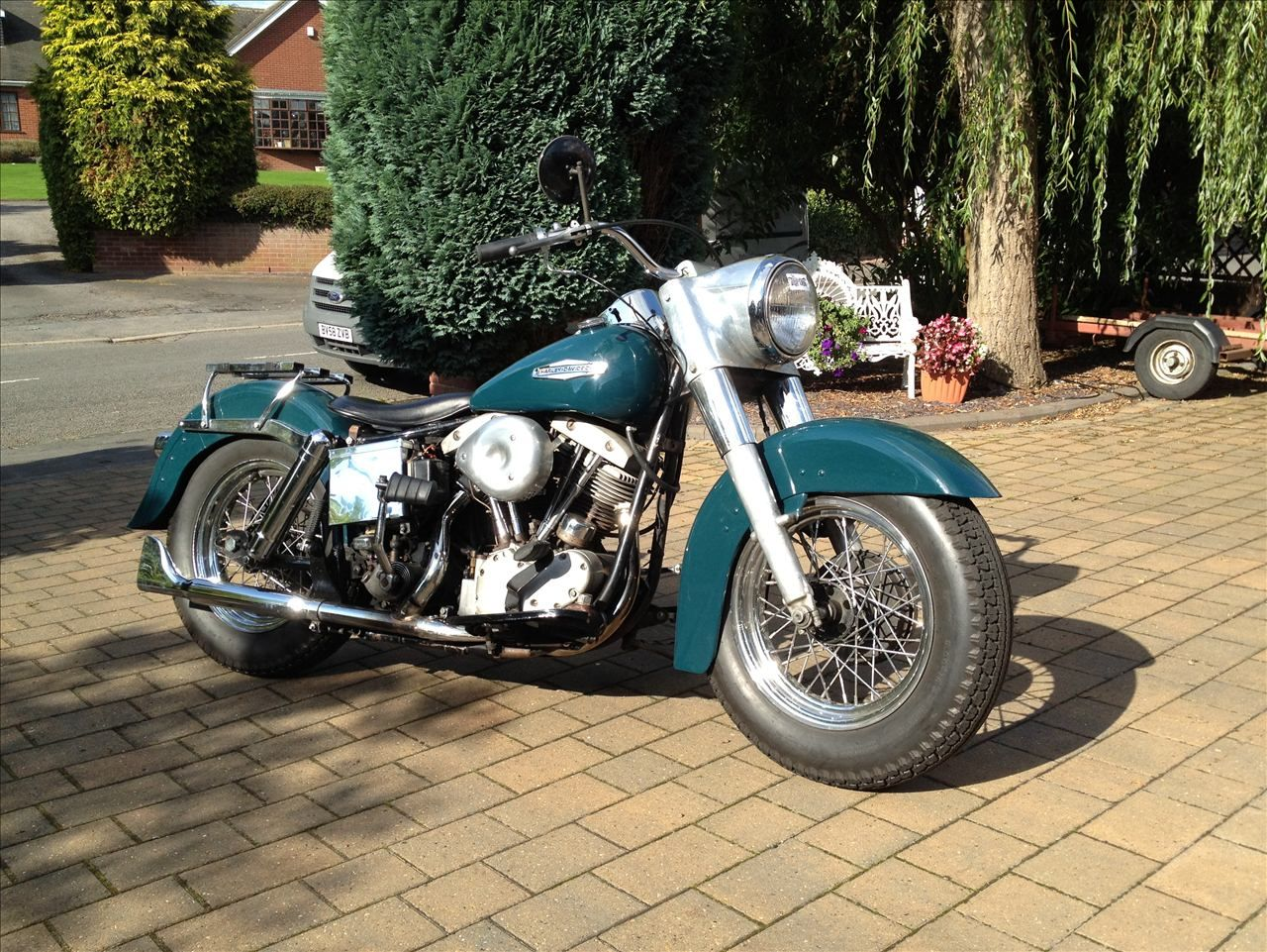 For Sale! (To bad its in the UK) | Bikes | Harley bikes, Harley
