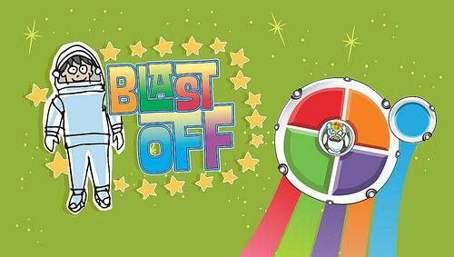 In USDA's interactive Blast Off game, kids have to fuel their spaceship with smart food choices and 60 minutes of physical activity to fly to Planet Power. Available at ChooseMyPlate.gov.