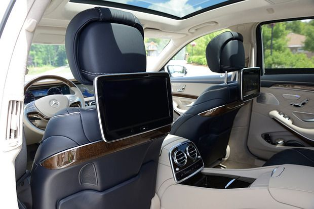 road test the all new 2014 mercedes benz s class - Mercedes Benz 2014 S Class Interior
