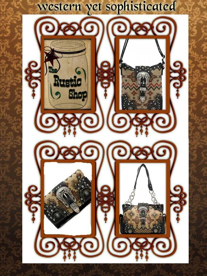 Beautiful Western Handbags