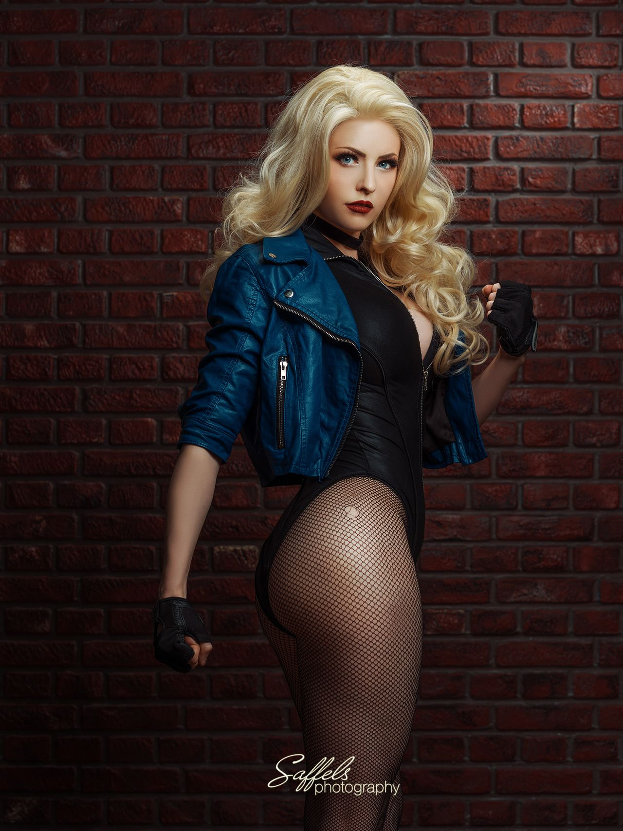 Pin on Cosplay - Black Canary