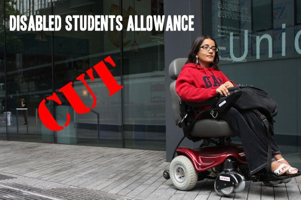 Slave #Britain: #Disabled students will be affected by 'modernisation' of Disabled Students Allowance. (#education #welfare #disability)