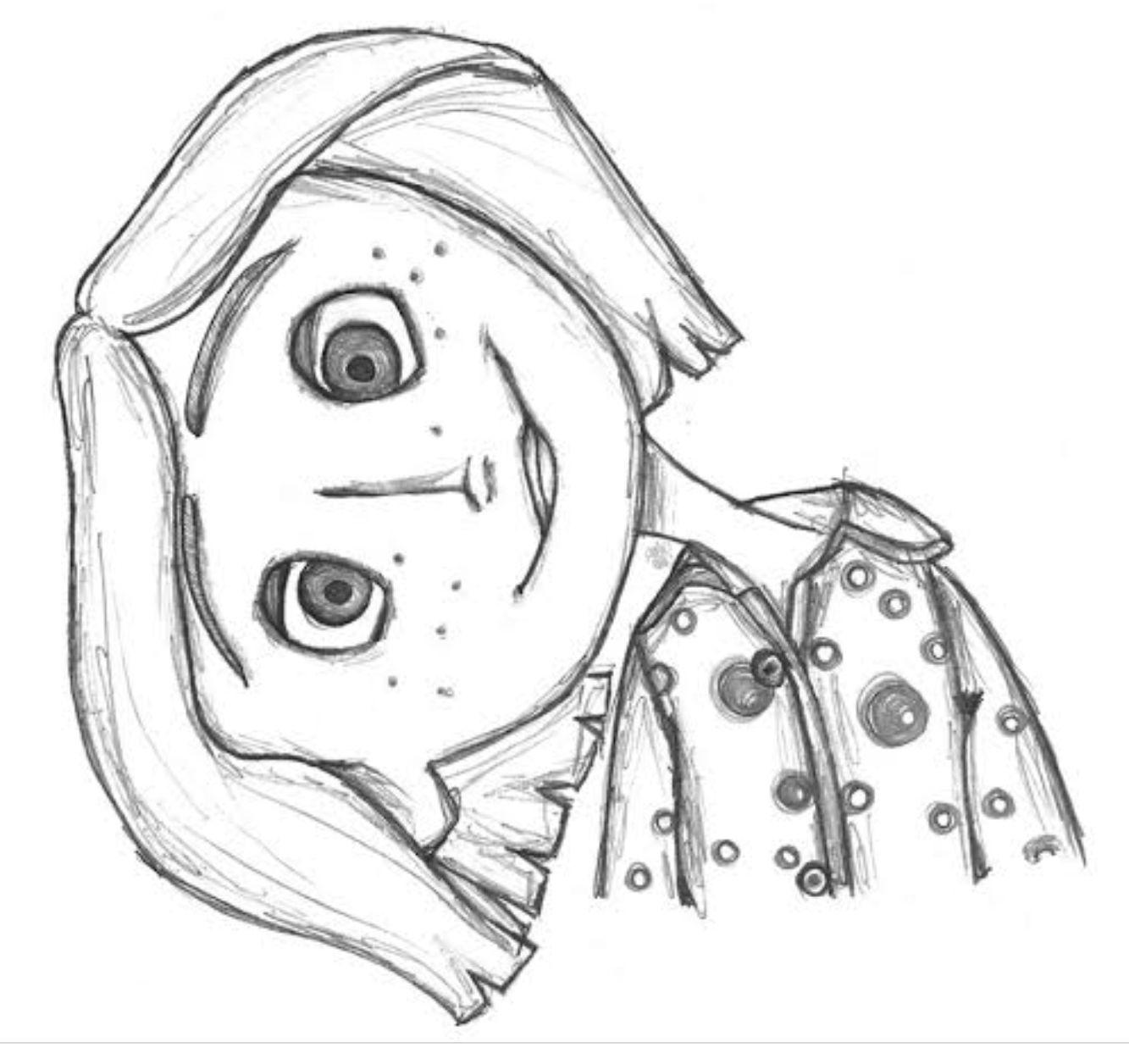 Pin By Sara Jimenez Duarte On Coraline In 2020 Disney Art Drawings Disney Drawings Sketches Art Sketchbook