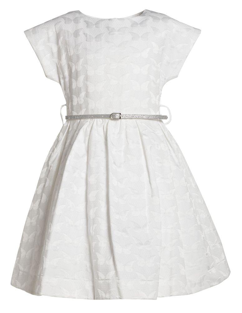 wit kleedje meisje
