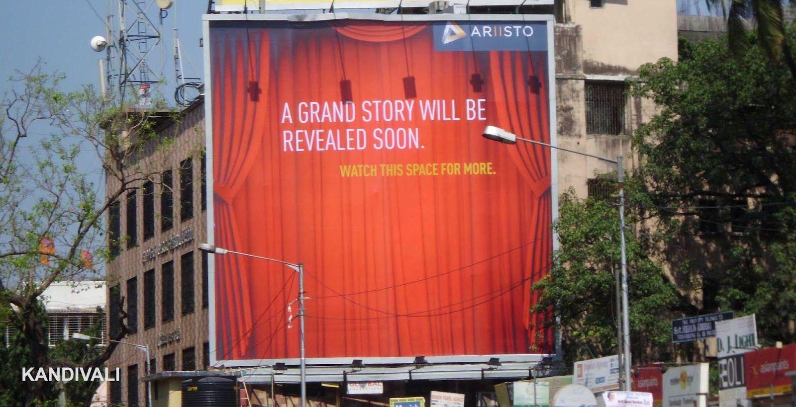 Real estate billboard design samples - Image Result For Real Estate Teaser Ads