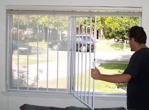 Protect Your Home With Security Windows Home Security Tips Window Security Bars Home Security Systems