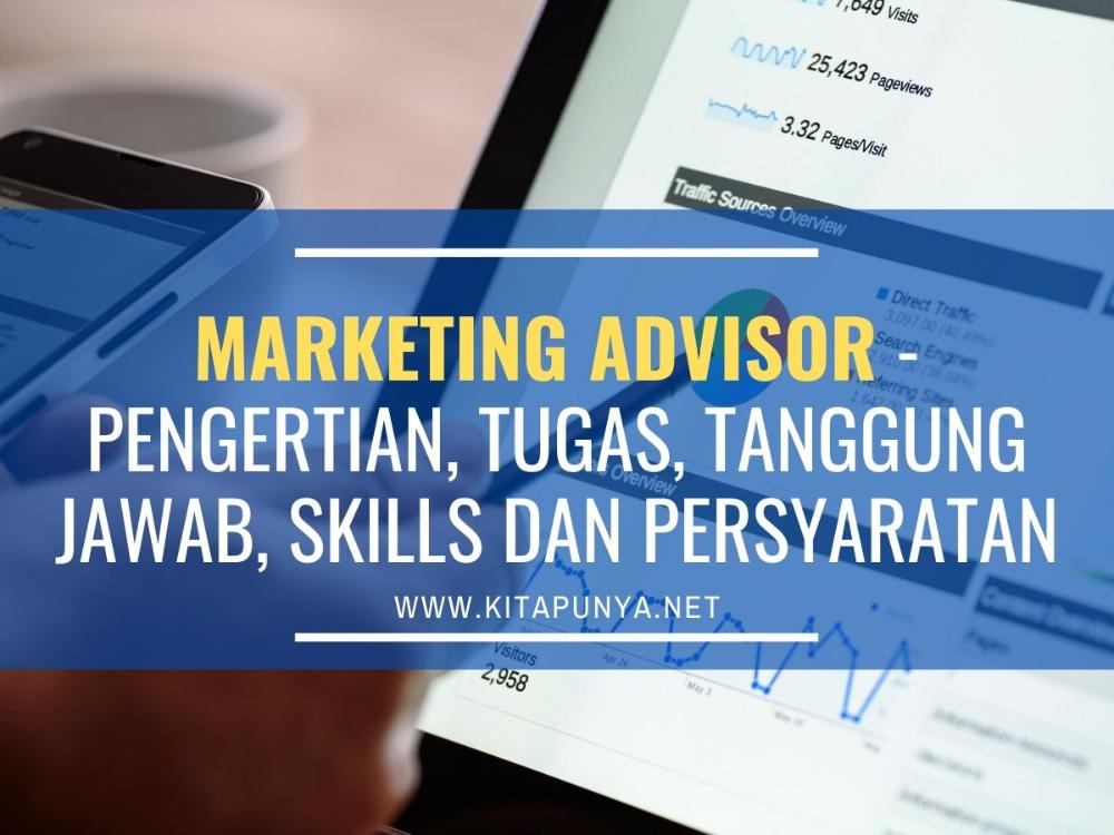 Marketing Advisor Marketing Perilaku Konsumen Pemasaran Online