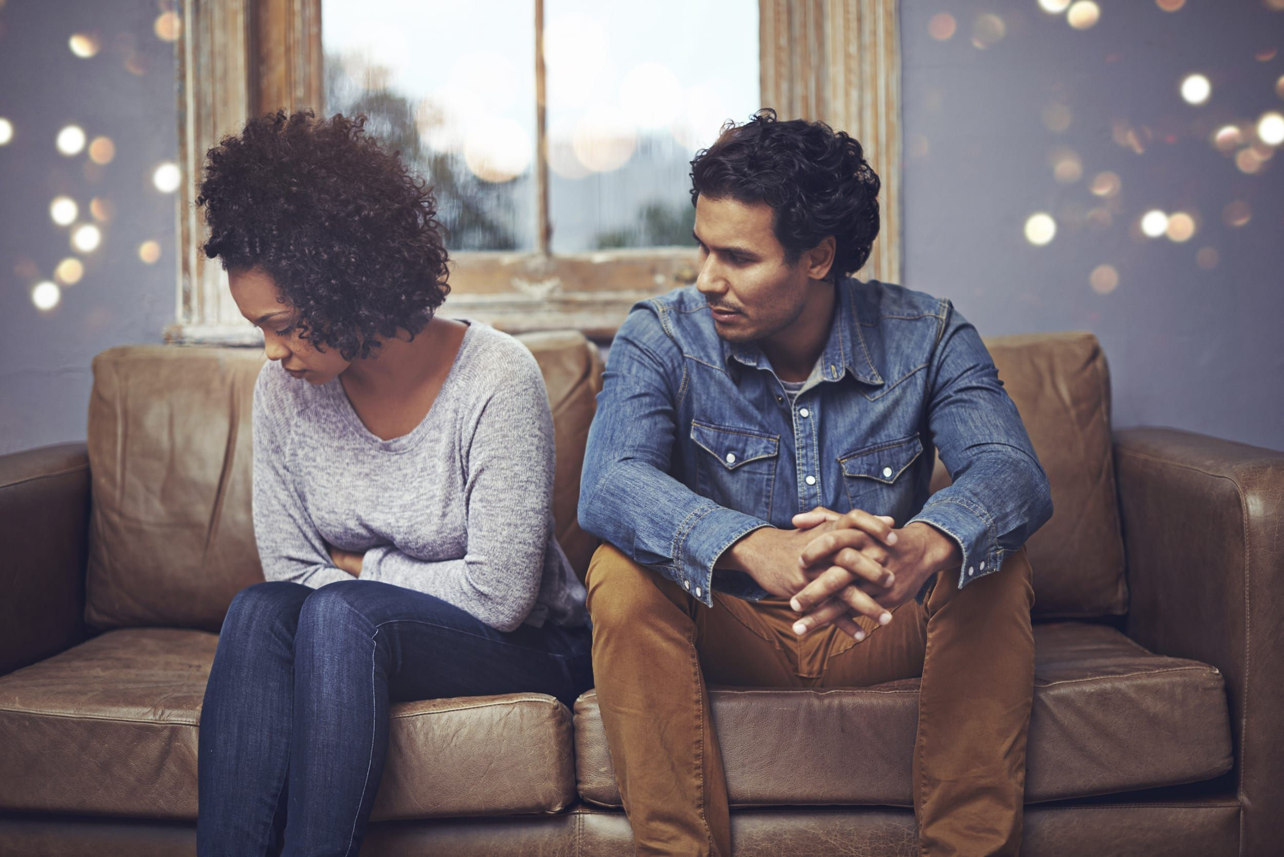 The 1 Thing Couples Fight About