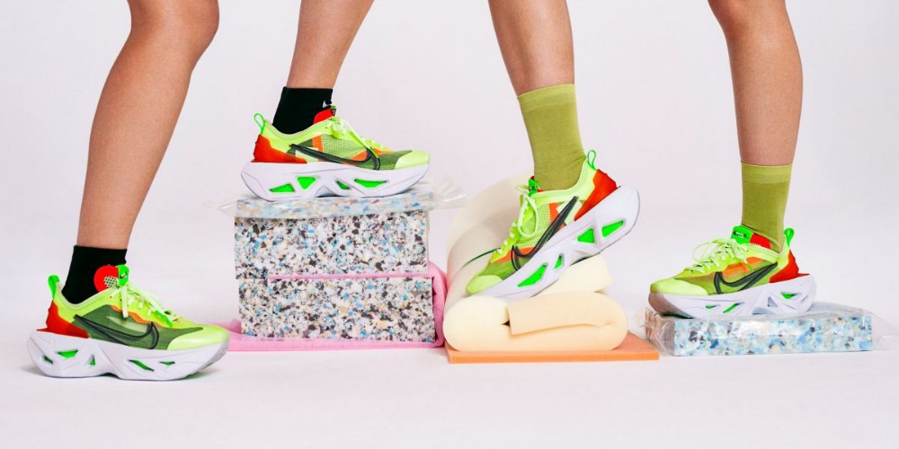 scarpe nike a strisce