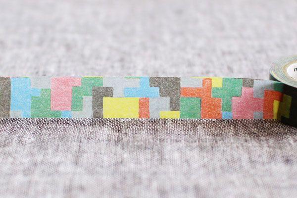 I need it!!!  Japanese Masking Tape: mt x mina perhonen {Ring} Smoky colours
