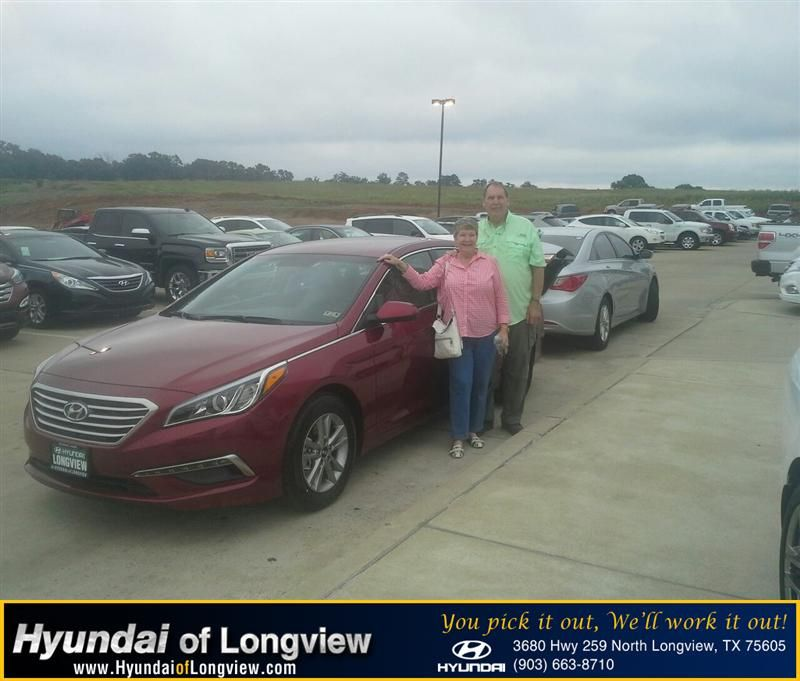 #HappyBirthday To Jerry Harris From David Black At Hyundai Of Longview!
