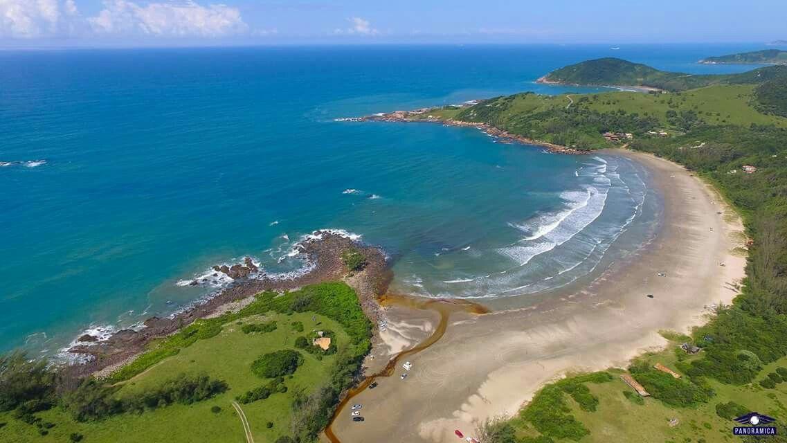 Praia Do Ouvidor Garopaba Sc Com Imagens Rio Grande Rio