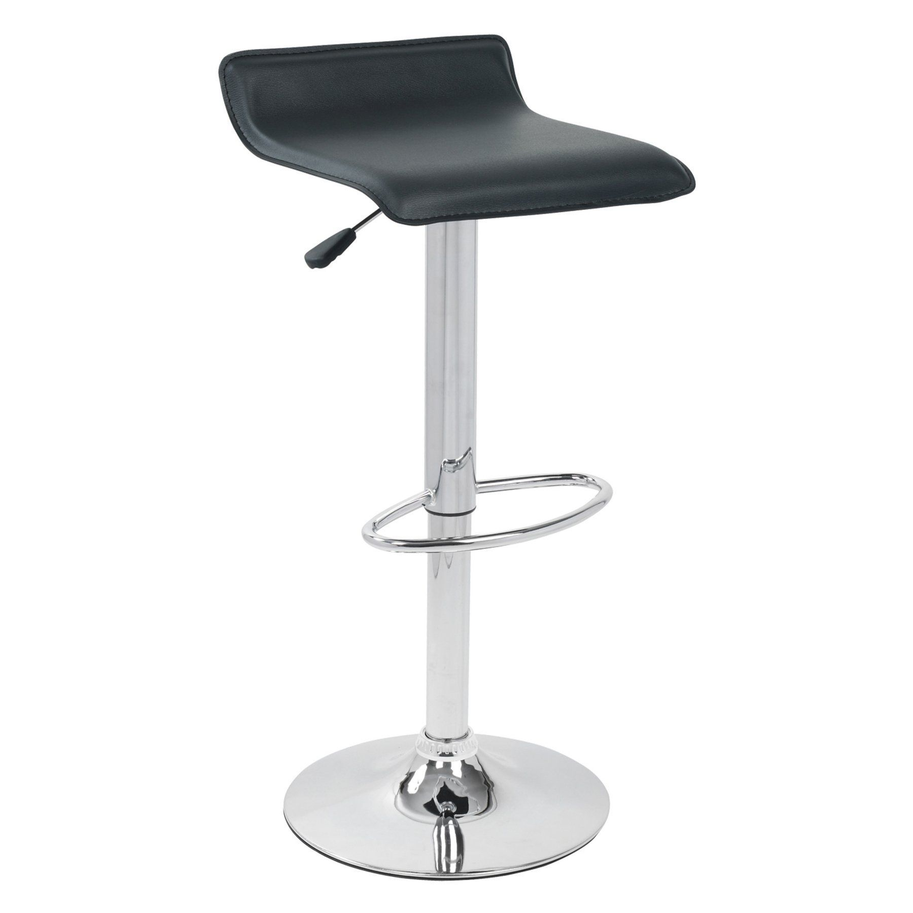 Wondrous Bromi Design Connor Adjustable Backless Barstool Bf3007B Caraccident5 Cool Chair Designs And Ideas Caraccident5Info