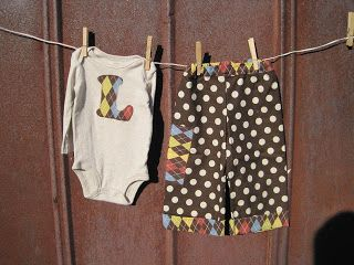 Boy's Boutique Appliqued Shirt/Pant Sets