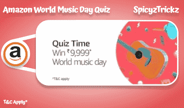 Pin By Spicyztrickz On Amazon Daily Quiz World Music Day World Music Quiz