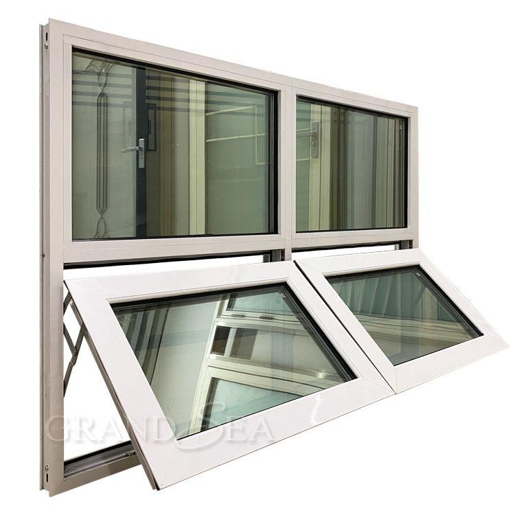 Aluminum Double Awning Window In 2020 Aluminum Awnings Aluminum Windows Design Awning Windows