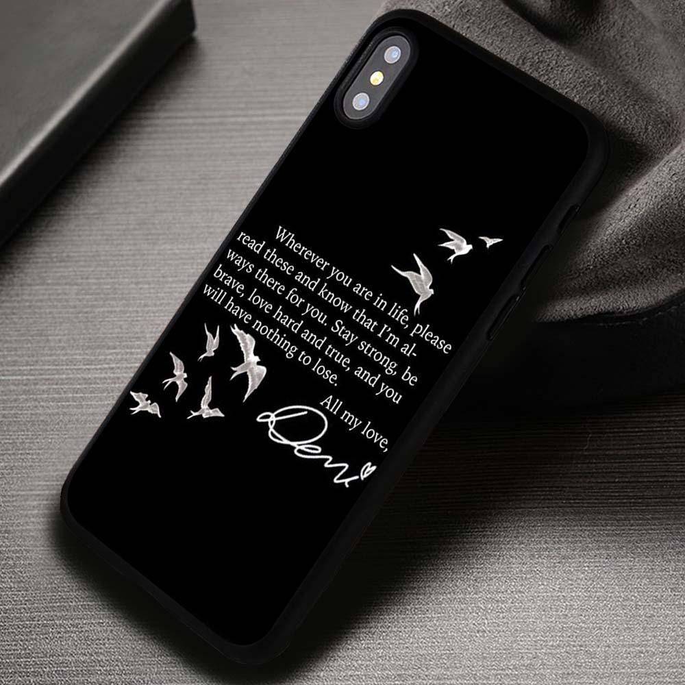 demi lovato phone case iphone 7