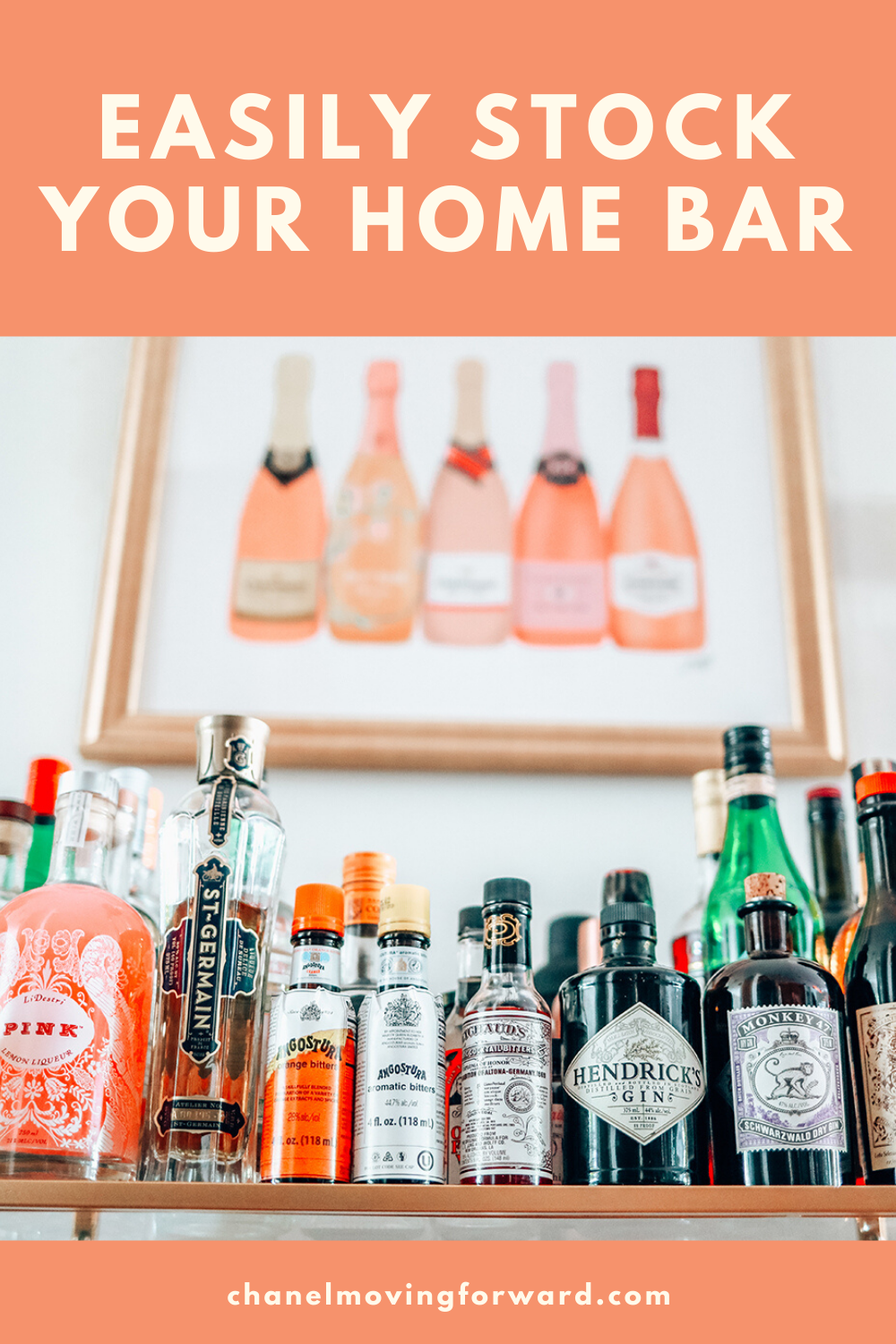 How to Stock Your Home Bar! Tips and Tricks to Stock Your