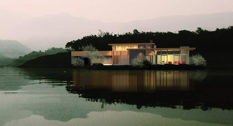 Frank Lloyd Wright Inspired Houses new frank lloyd wright-inspired homes based on usonian