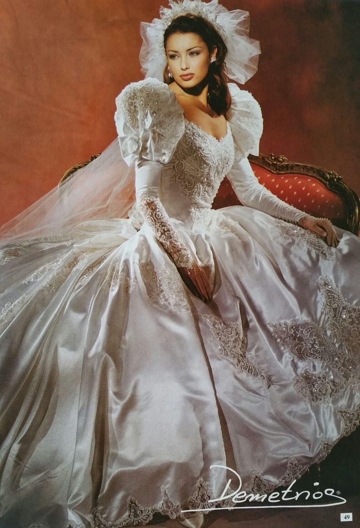 Demetrios demetrios pinterest wedding dress gowns and