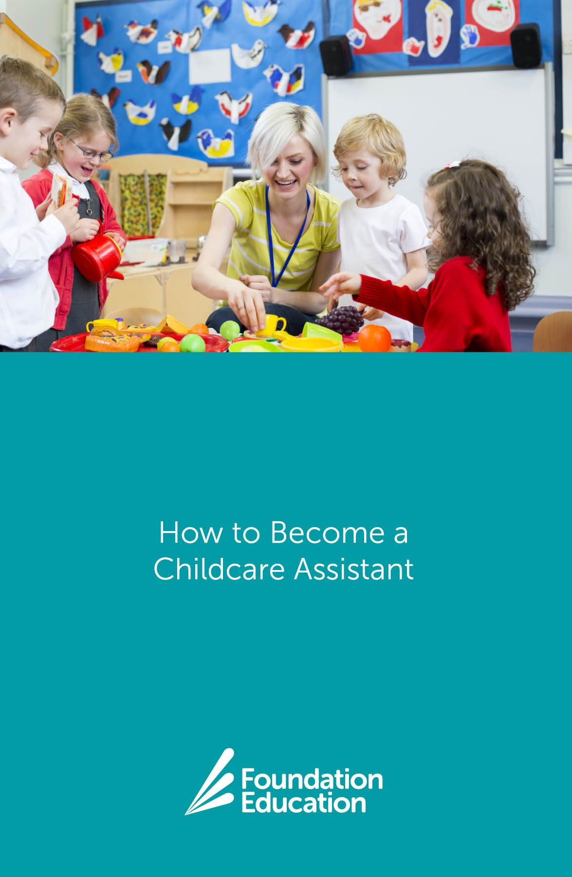 How to a childcare assistant childcare childhood