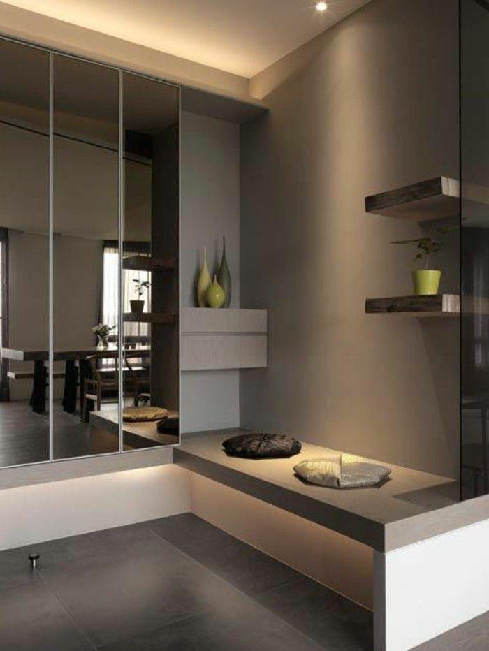 flur einrichten ideen und vorschl ge wohnung pinterest flur einrichten garderobe und flure. Black Bedroom Furniture Sets. Home Design Ideas