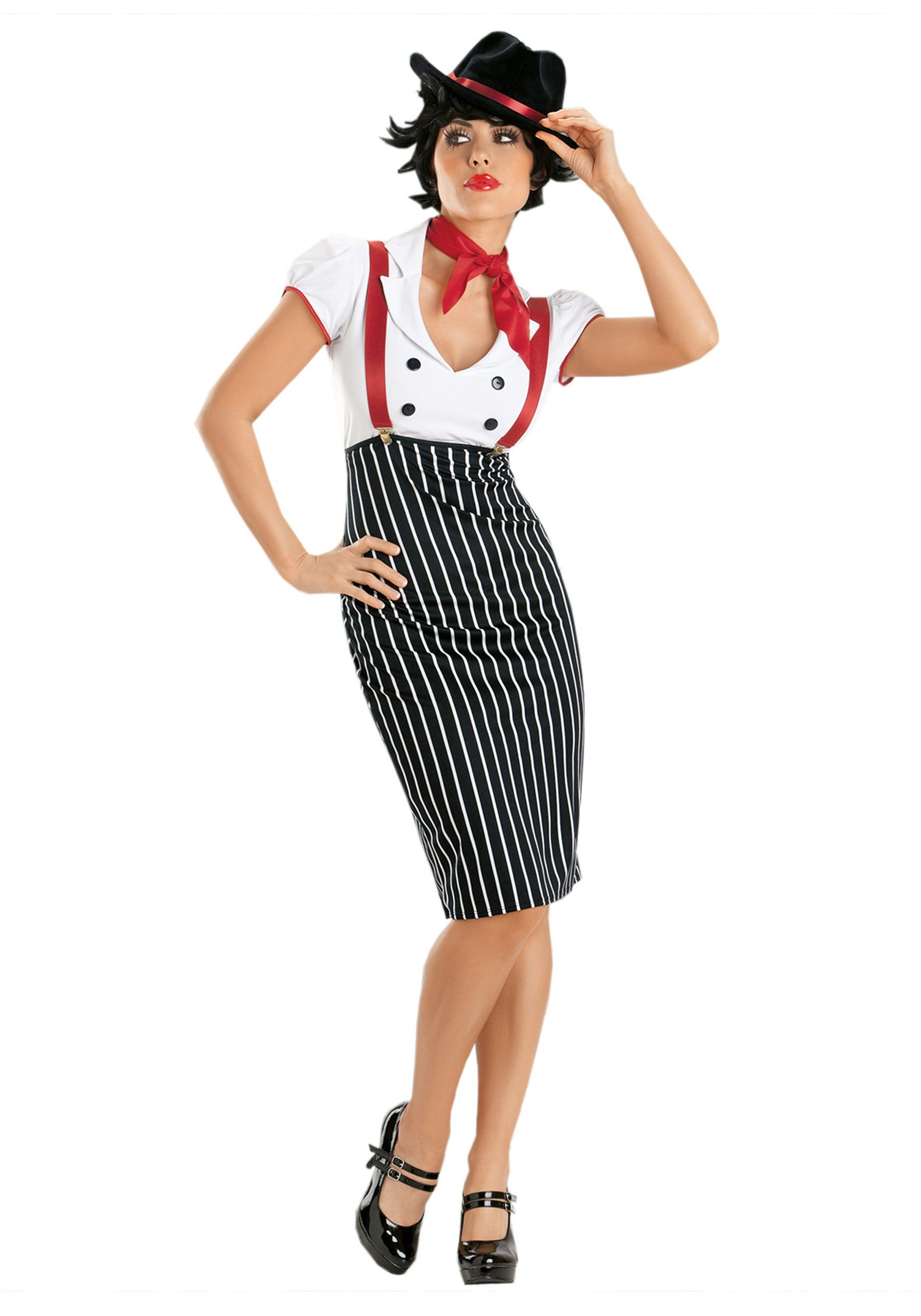 cb6414f958729 women gangster costume