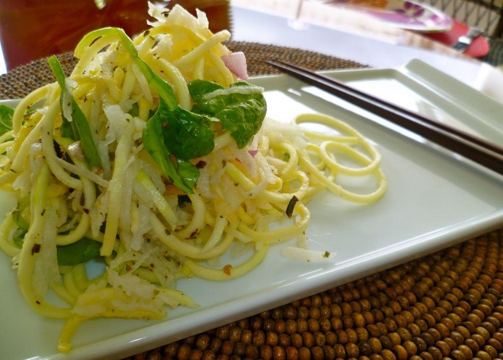 Gastrawnomica's Mediterranean Pasta