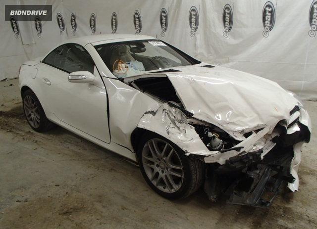 2008 Mercedes Benz Slk280 36492143 Car Auctions Used Cars