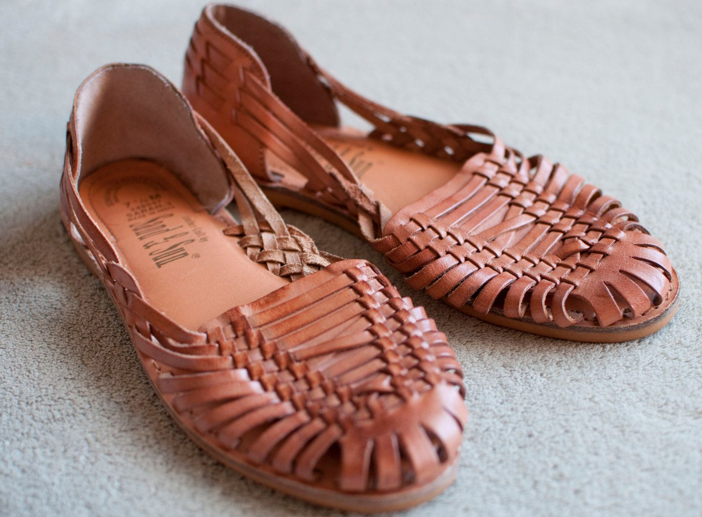 c28ef6cb4e5b Vintage Sand   Sun huaraches Sandals