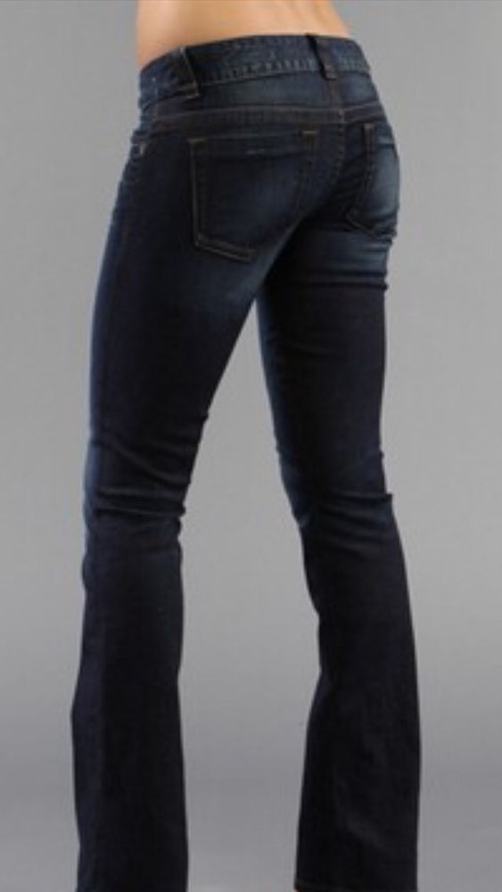 Daredevil Guess Dark Stretch 157 Boot Blue Size Cut 26 Jeans Women's ul3FKJcT1