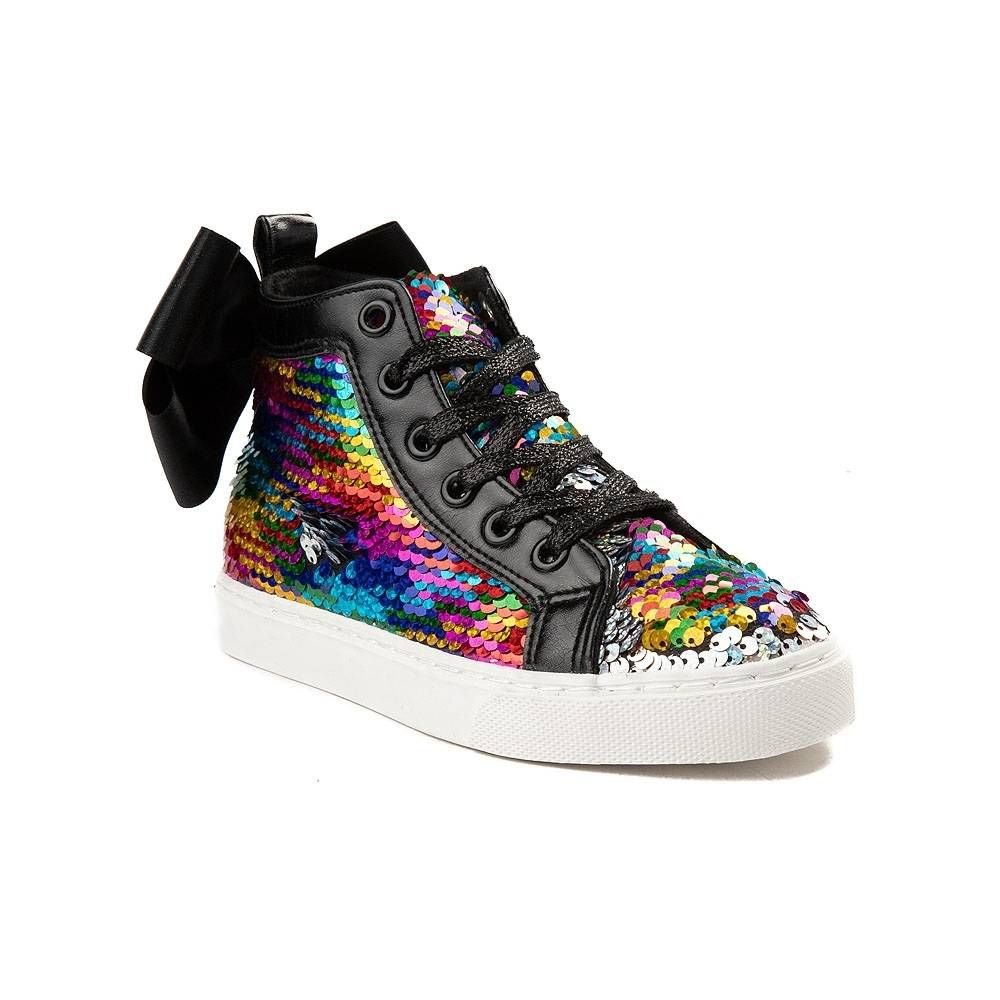 5b8067bf7f26 YouthTween Jojo Siwa™ Sequin Sneaker - black - 1800002