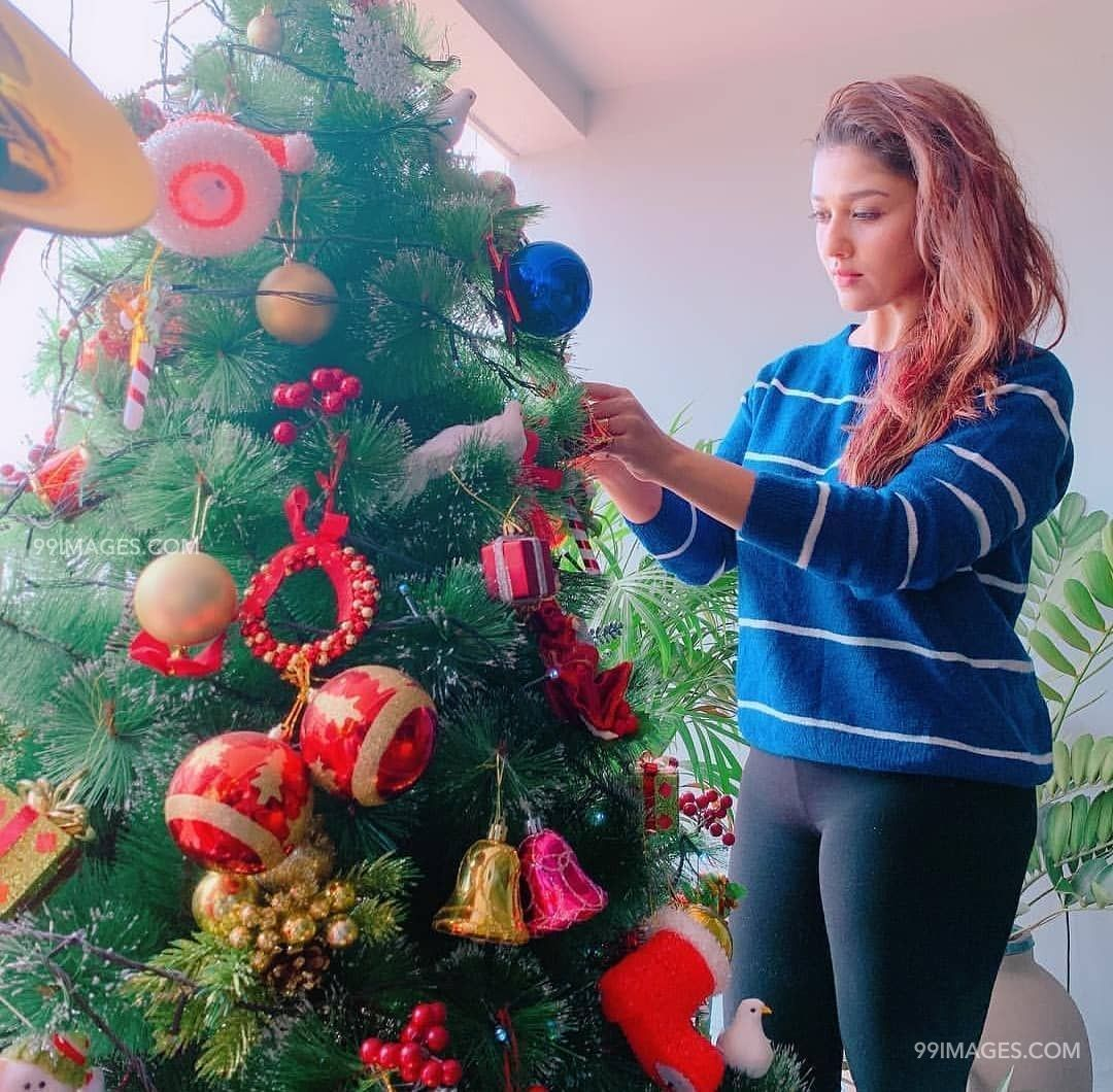 Nayanthara 2020 Christmas Pictures Nayanthara Beautiful HD Photos & Mobile Wallpapers HD (Android