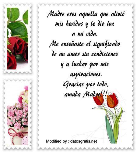 Compartir Mensajes Por El Dia De La Madre Con Imagenes Dia De
