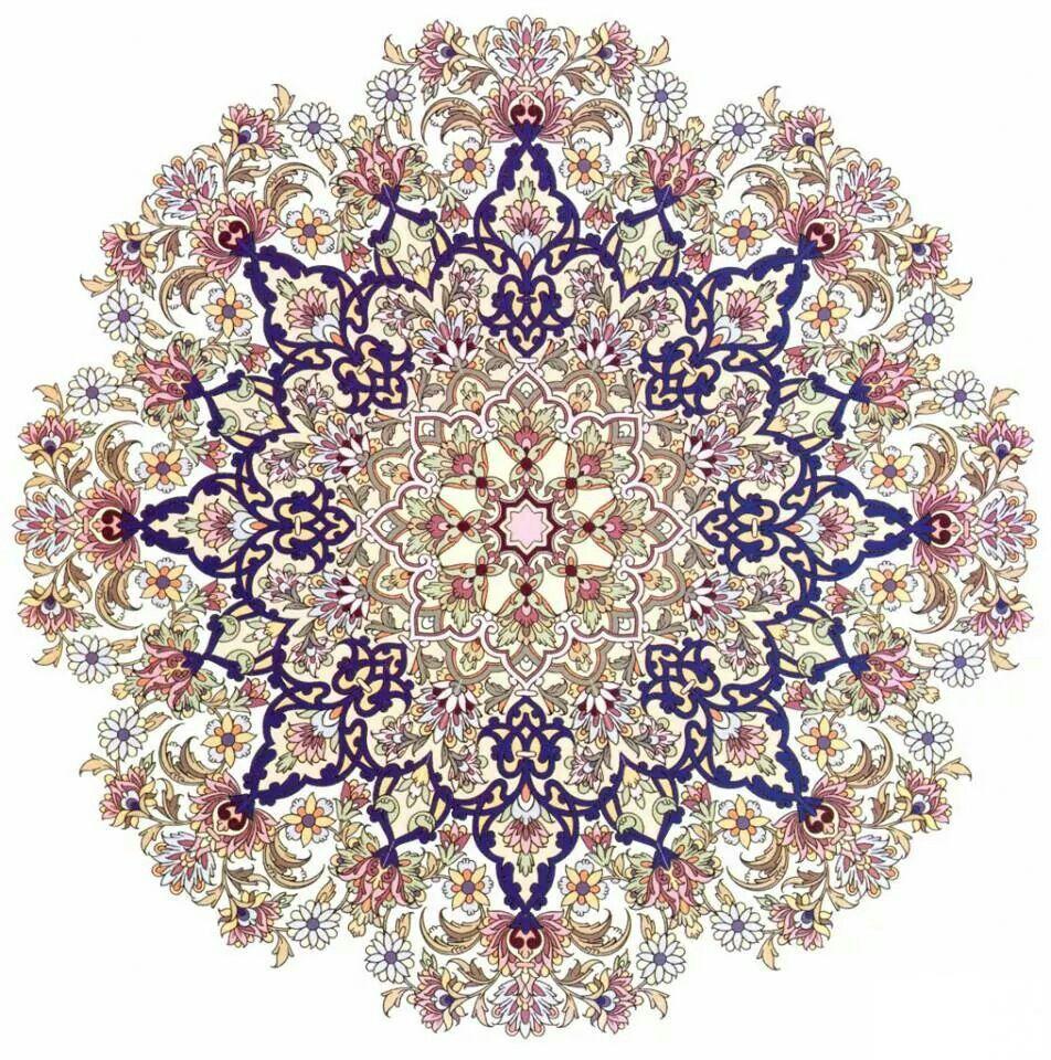 Tezhib | tezhib | Pinterest | Raum, Muster und Grafiken