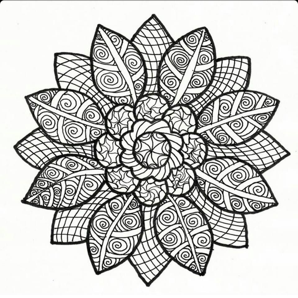 Pin By Margaret Cano On Templates Patterns Mandala Coloring