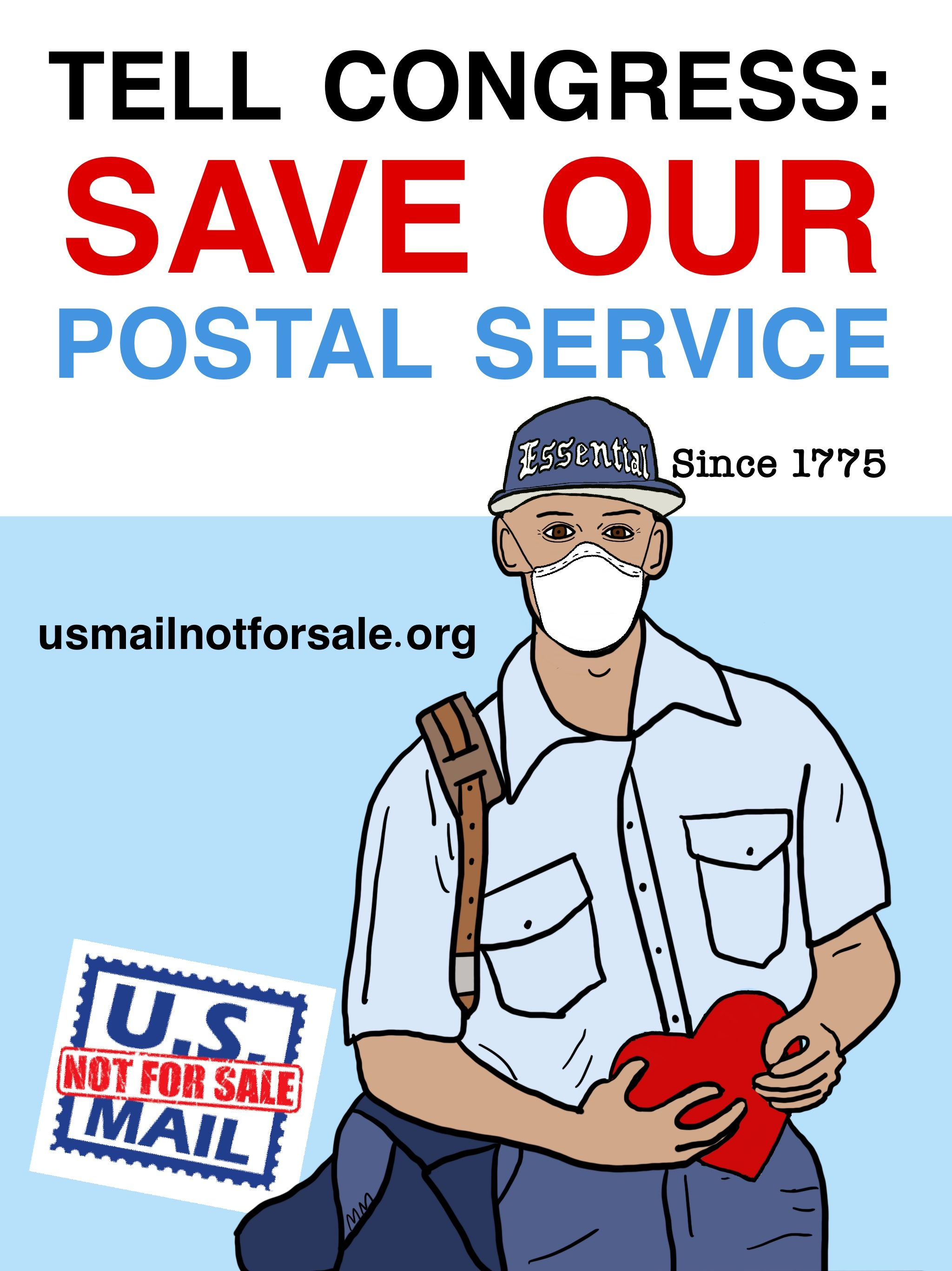 Can We Save the Postal Service? Labor Notes in 2020