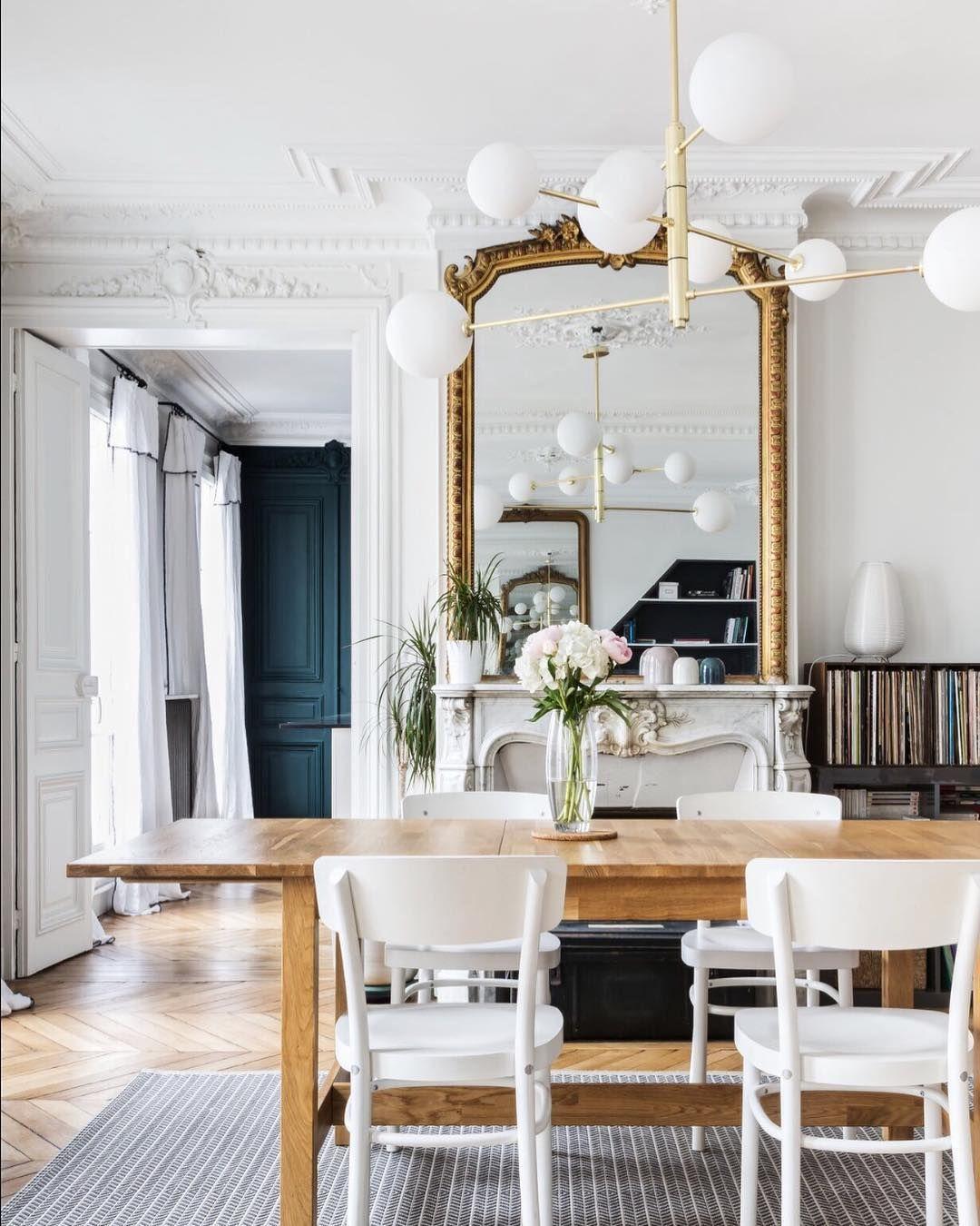 Caroline andréoni on instagram projet décoration rue de maubeuge paris 9ème 📷 sophie lloyd interiordesign interior interiors design