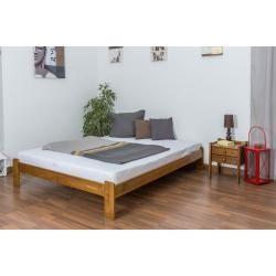 Reduzierte Gästebetten Holz, Lattenrost und Schlafzimmer