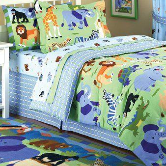 olive kids wild animals comforter twin by olive kidsu2026