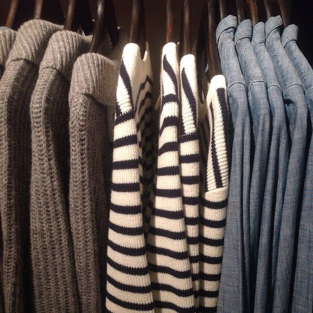 Layers of sweaters from Levi's #sweaterweather